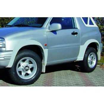 Elargisseurs d'ailes Suzuki Grand Vitara 1997+