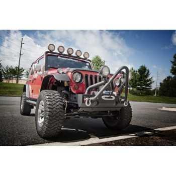 Elargisseurs d'ailes Jeep Wrangler JK 2 et 4 portes 2007-2018