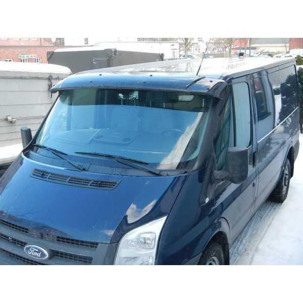 Visiere de pare brise Ford Transit après 2000