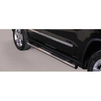 Marche pieds inox max 76 Jeep Grand Cherokee 2011-