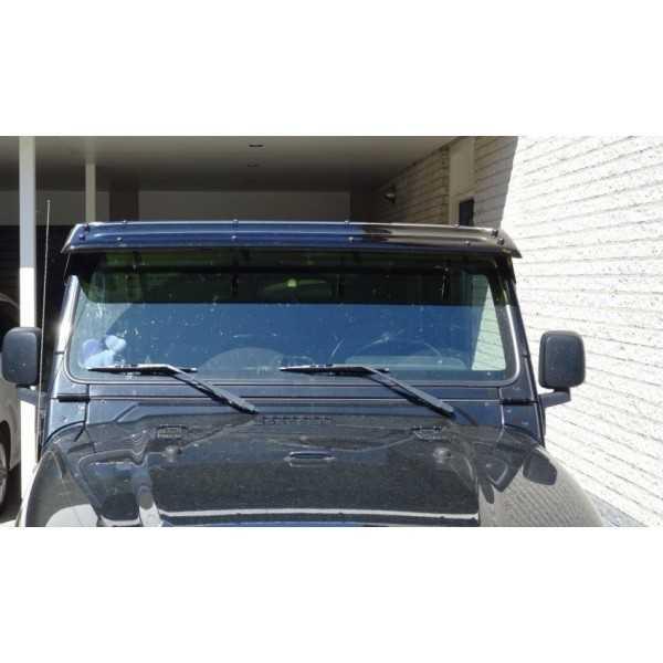 Visiere de pare brise teinté Jeep Wrangler YJ 1987-1995