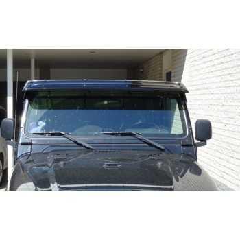 Visiere de pare brise Jeep Wrangler YJ 1987-1995