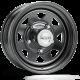 Jante acier DOTZ DAKAR noire 7X16 Ford Ranger 2012-