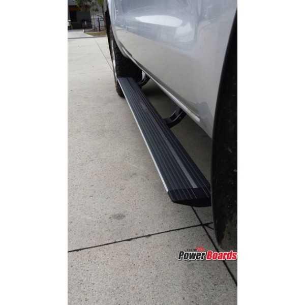 Marchepieds motorisés Ford Ranger 2012+ 4 portes