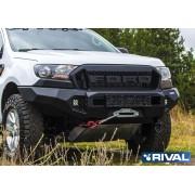Pare choc avant aluminium 6 mm RIVAL Ford Ranger 2015+