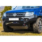 Pare choc avant aluminium 6 mm RIVAL Volkswagen Amarok 2010+