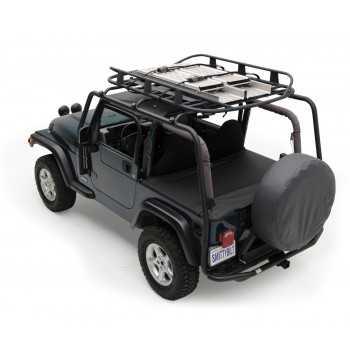 Barre de toit Jeep Wrangler TJ 2004-2006