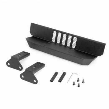 Marchepied central en option pour les pare-chocs arrière XHD en aluminium Jeep Wrangler JK 07-18