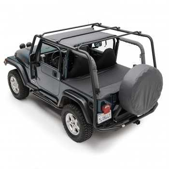 Galerie de Jeep Wrangler TJ 1997-2006