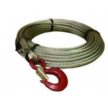 Câble de treuil 30 m Ø 8 mm