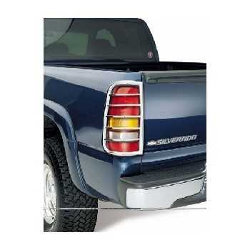PROTECTION DE FEUX ARRIERE CHROME SPORTSMAN CHEVY SUBURBAN
