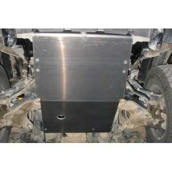 Blindage moteur aluminium Nissan Terrano II 3L 2002-2007
