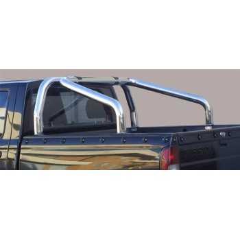 Arceau de benne 2 tubes Nissan navara King Cab 1998-2006