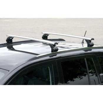 Jeu de barres de toit AERO Hummer H3 2005-