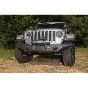 Pare choc avant SPARTAN Jeep Wrangler JL 2019+