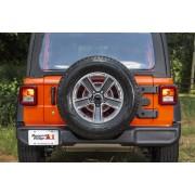 Charnière de porte roue SPARTACUS HD Jeep Wrangler JL 2019+