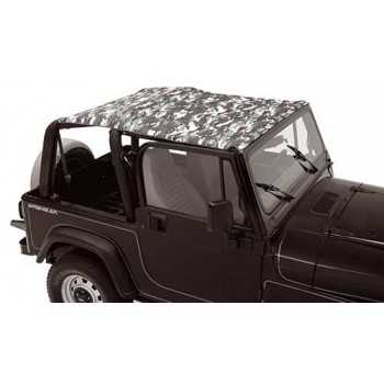 Bikini® Tops Bestop® SAFARI URBAN Jeep Wrangler 1992-1995