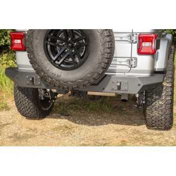 Pare choc arriere SPARTAN Jeep Wrangler JL 2018+