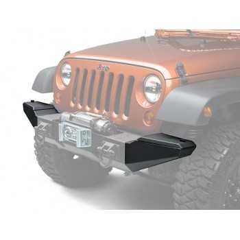 Embout de pare choc noir large avec rangement Jeep Wrangler JK 2007-2018