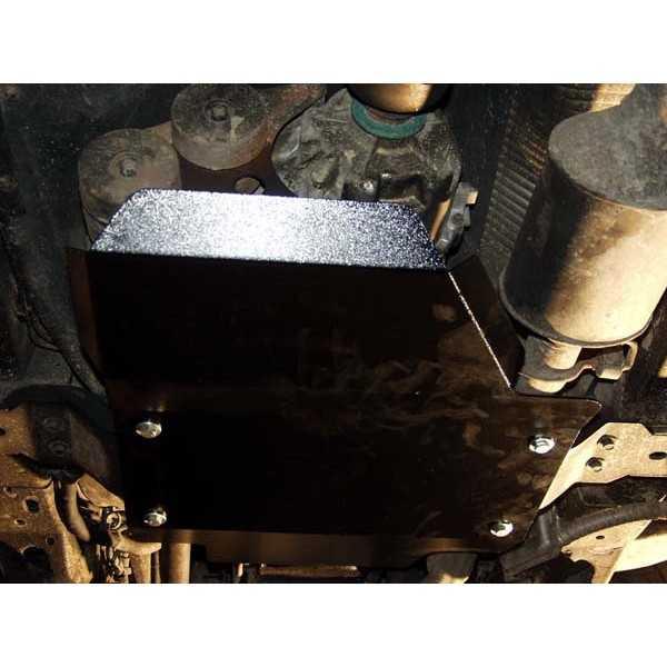 Blindage moteur acier Jeep Grand Cherokee WH 2005-