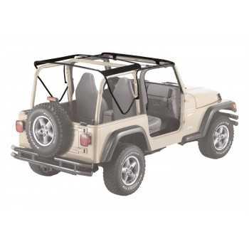 Armature pour bache Bestop® Jeep Wrangler TJ 1997-2006