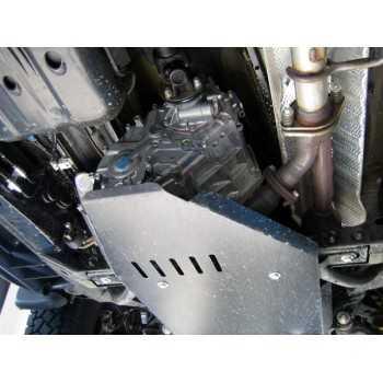 Blindage BV+BT acier Toyota KDJ120 2002-2009