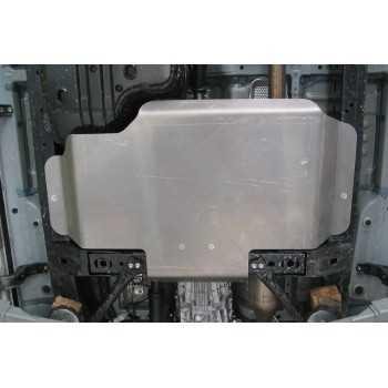 Blindage boite de vitesse + boite de transfert aluminium 8 mm Toyota KDJ 120/125 2002-2008