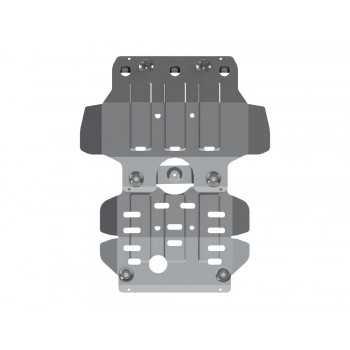 Blindage moteur aluminium Isuzu D-Max 07/2012-