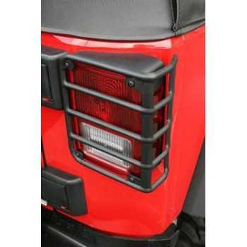 Grille de feux arrière noir Jeep Wrangler JK 2007-2018