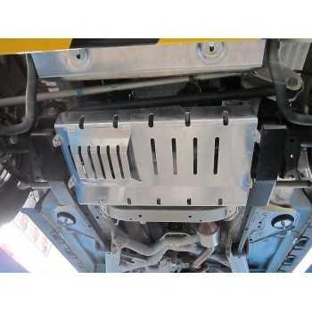Blindage pont avant aluminium Suzuki Jimny 1,5L 2018+