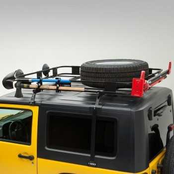 Panier de toit Surco Products 153 cm x 115 cm