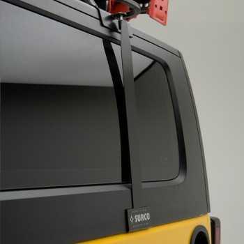 Adaptateur pour galerie Surco Jeep Wrangler JK