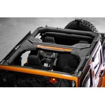 Housse de protection d'arceaux polyster Jeep Wrangler JK 2007-2018 4 portes