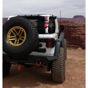 Porte roue de secours Jeep Wrangler JL 2018+