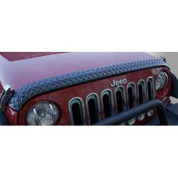 Protection de capot Jeep Wrangler JK 2007-2018