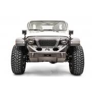 Pare choc avant FAB FOURS Jeep Wrangler JL 2018+