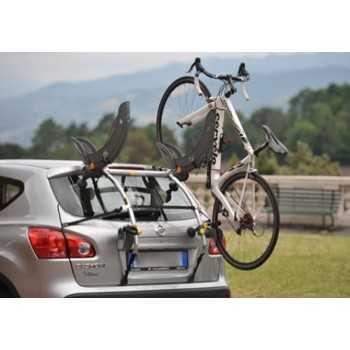 Porte-vélo pour hayon GRAN FONDO pour 2 vélos