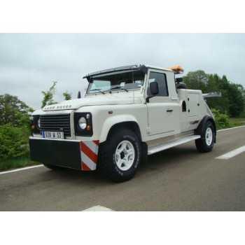 Visiere de pare brise teinté Land Rover Defender