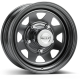 Jante acier DOTZ DAKAR grise 6X15 Lada-Suzuki Samourai-Vitara