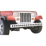 Pare choc avant inox avec trou Jeep YJ 1987-1995