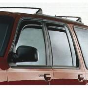 Deflecteur de porte avant et arrière Jeep Grand Cherokee WK 2005-2015