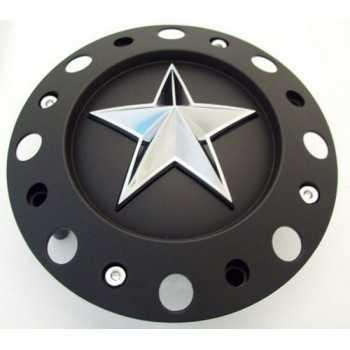 Cache moyeu jante aluminium KMC XD 775 Series - Rockstar