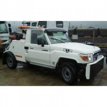 Visiere de pare brise Toyota HZJ79/78