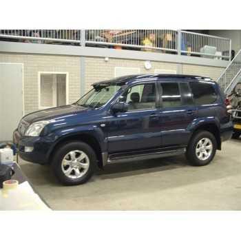 Visiere de pare brise Toyota KDJ120 2002-2009