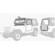 Kit de joint d'étanchéité Jeep Wrangler YJ 1987-1995