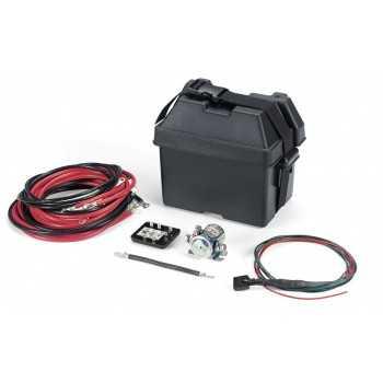 Kit montage batterie auxiliaire WARN