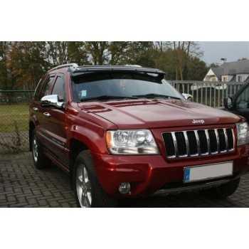 Visiere de pare brise Jeep Grand Cherokee 2002-2004