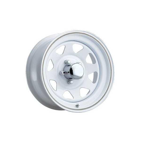 Jante acier blanches 6X16 Lada Niva-Suzuki Vitara-Suzuki 410-413-Jeep CJ7