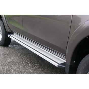 Marche pieds aluminium Toyota Hilux vigo 2005+ 2 et 4 portes