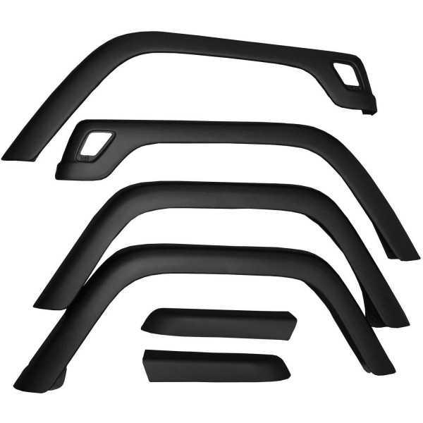 Extensions d'aile d'origine Jeep Wrangler TJ 1997-2006
